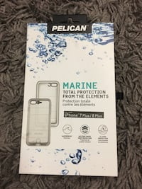 iPhone 6+/7+/8+ Clear Case