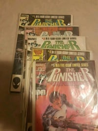 Mint condition punisher set Maple Ridge, V4R 0A9