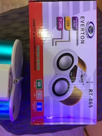 Usb/Tf Sd-Card Speaker Alanya, 07400
