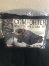 Comforter cover for twin air mattress. New..never been used Henderson, 89044