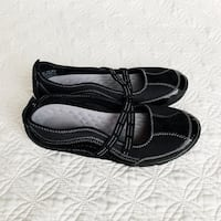 Clarks Mary Jane Black Shoes Women Size 6.5 Arlington, 22206
