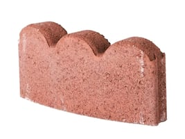 Used River Red Concrete Edger