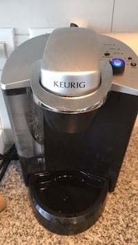 black and gray Keurig coffeemaker Vancouver, V5M 4E8