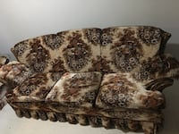 3 seater couch and pull out sofa bed for sale! Brampton, L6Y 5P7