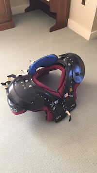 Douglas football shoulder with neck brace   $500.  Will sell for $23 Topsfield, 01983