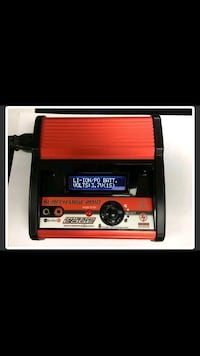 Battery charger 4 LiPO batteries AC & DC. Queens, 11379