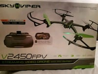 Sky Viper Streaming Video Drone  Delhi charter Township, 48842