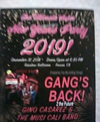 New Year's Eve 2019tickets  Fresno