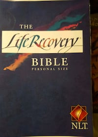 Life recovery Bible NLT 2212 mi