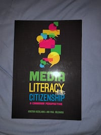 Media literacy for citizenship and Canadian perspective. Brampton, L6X 0V5