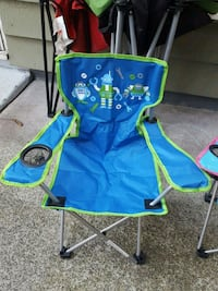 Kids camping chairs  Surrey