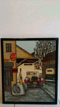 Hargrove oil painting Fort Lauderdale, 33313