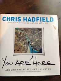 Chris Hadfield, you are here book Surrey, V4N 6A3