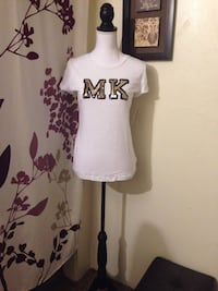 Michael kors sequined tee size small Tucson, 85719