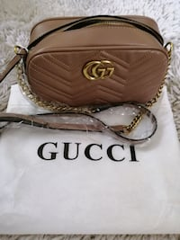 Beige Gucci Purse bnwt