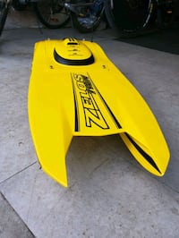 Rc boat Proboat zelos twin 36inch with extras  Oakville, L6M 4P6
