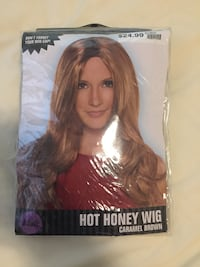 Halloween accessories Hot honey wig Centreville, 20120
