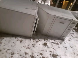 Free washer dryer combo FOR SCRAP
