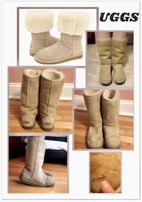 Ugg boots uggs tall boots