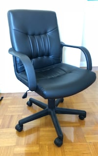 Black Office Chair - Perfect Condition Toronto, M4P 1M6