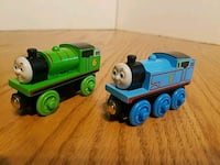 Wooden Thomas the Train and Percy Grand Terrace, 92313