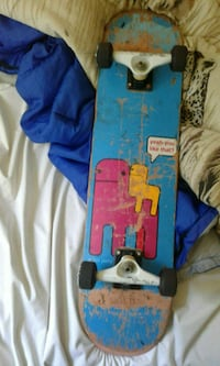 blue and red skateboard deck Sinclairville, 14782