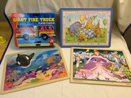 Lot of Complete PuZzles