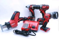 Milwaukee 4 piece tool set new  Arlington, 22204