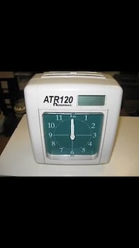 Digital time clock with free cards Ellicott City, 21042
