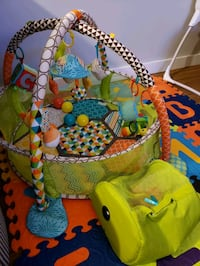 Turtle Ball pit... toys not included The Bronx, 10451