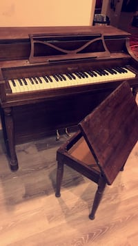 3/4 Antique Train Piano Woodbridge, 22193
