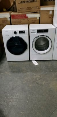 24 INCH WASHER AND DRYER  Toronto, M9L 1S7