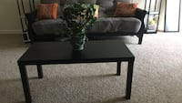 Black coffee table Hampton, 23666
