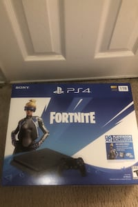 Brand new unopened PS4 with fortnite Perry Hall, 21128