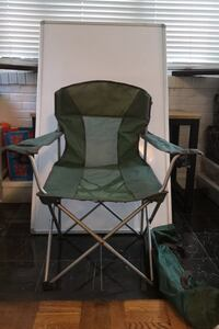 Two camping/tailgating chairs  Arlington, 22201