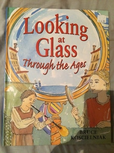 Looking at Glass Thourgh the ages book