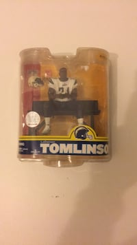 ladainian tomlinson collectible Frederick, 21704