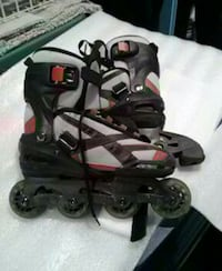 Youth roller blades.
