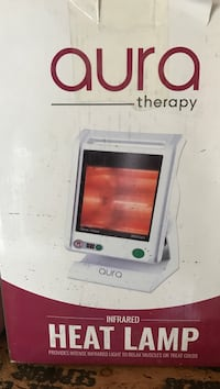 Aura therapy heat lamp Bakersfield, 93308