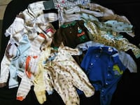 baby's assorted clothes Adelanto, 92301