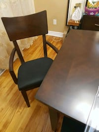 6 dinning room chairs Montréal, H8Y 1M1