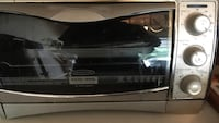 toaster oven black and decker works