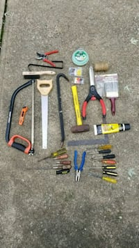 Tools! Assorted! Canton, 44721