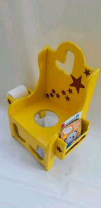 Hand Crafted Solidwood Child's Potty  Fort Worth, 76132