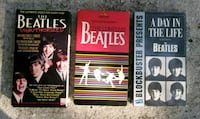 Beatles VHS Tapes (Collectibles) Jacksonville, 32244