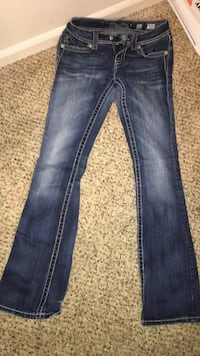 Miss Me Dark Wash Size 26 Harrisonville, 64701
