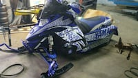 blue and black Yamaha ATV Longueuil, J3Y 8Y9