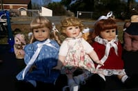 Porcelain dolls  Newport News, 23605