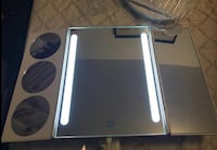 Large Vanity Makeup Mirror with LED Light - NEW New York, 11377