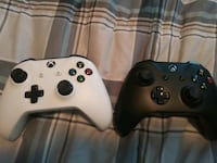 2 xbox one controllers (mic jacks don't work) Summerville, 29485